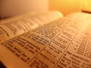 Bible Study Group at St Lazarus