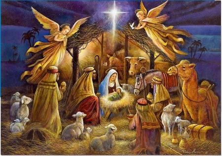 Jesus' birth