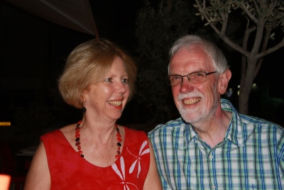 Canon Derek and Sue Smith